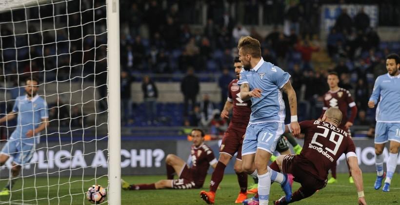 Лацио дожал Торино в зрелищном поединке