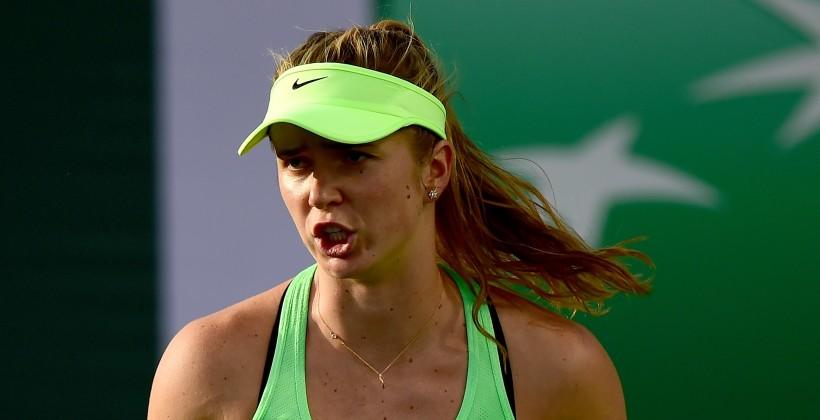 Свитолина покинет Топ-10 мирового теннисного рейтинга вначале рабочей недели