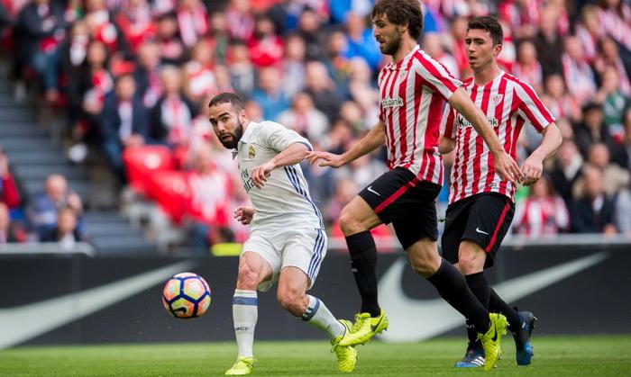 Реал Мадрид обыграл Атлетик в Бильбао