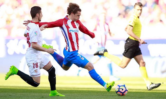 Битва за 3-е место: «Атлетико» обыграл «Севилью»