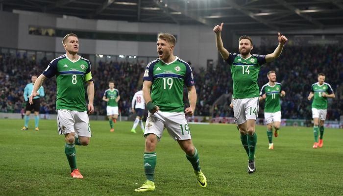 Северная Ирландия обыграла Норвегию