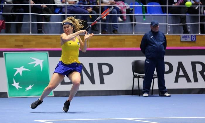Украинка Свитолина претендует сразу надве премии WTA