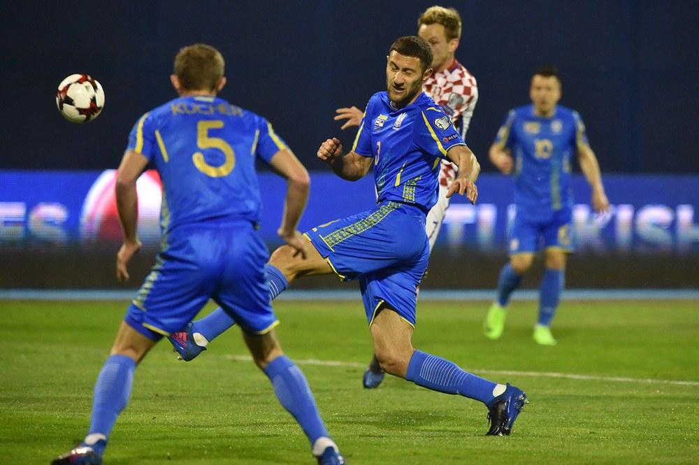 Украина хорватия лучшие моменты