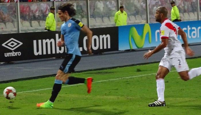 Уругвай минимально уступил Перу