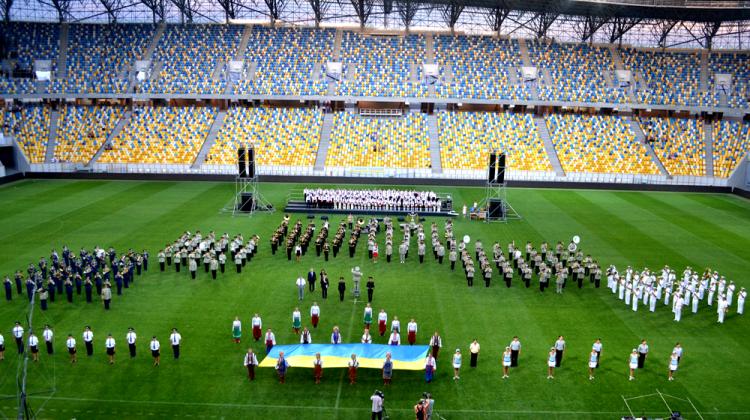 УАФ объявила о продаже дополнительных партий билетов на матч Украина — Люксембург