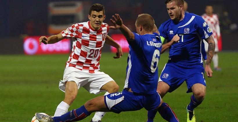 Эстония сенсационно разгромила Хорватию