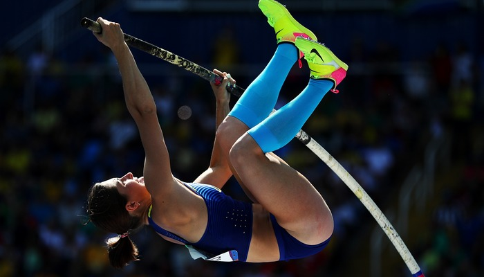 Легкоатлетка Повх получила «серебро» начемпионате Европы вСербии