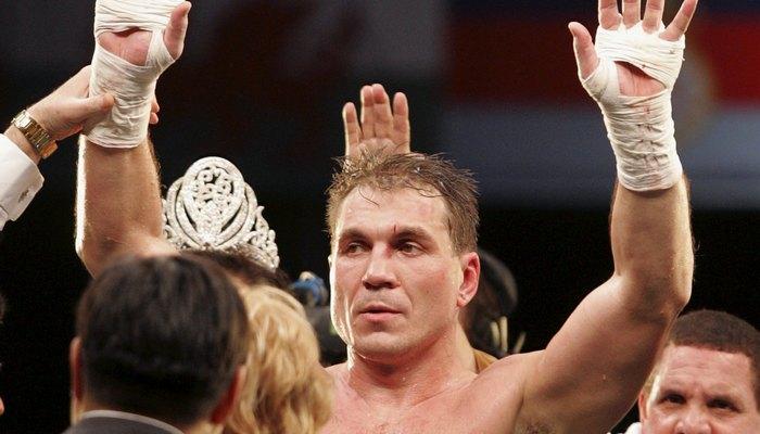 Русский боксер Олег Маскаев планирует вернуться наринг