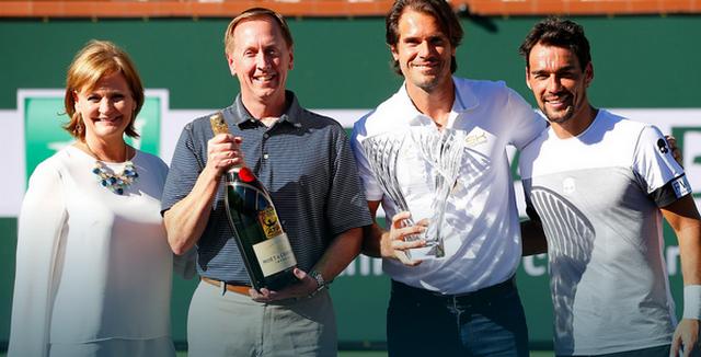 Роджер Федерер— Ник Кирьос: прогноз начетвертьфинал Индиан Уэллс