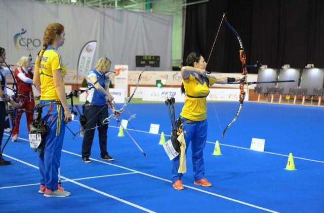 Украинская лучница Марченко стала чемпионкой Европы пострельбе излука впомещении