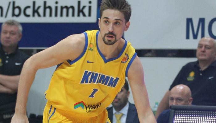 Баскетболист «Химок» Швед вошел всимволическую пятерку Кубка Европы