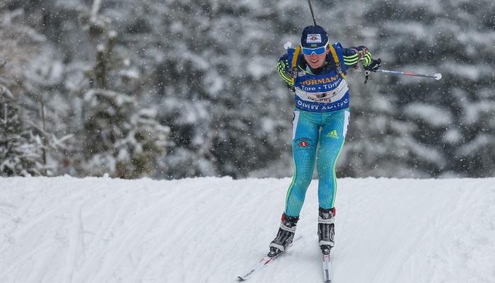 Украинская биатлонистка стала лучшим снайпером мира по результатам сезона