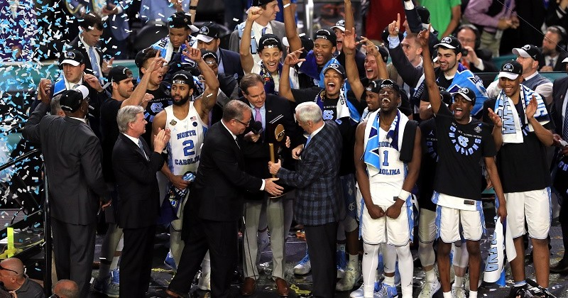 Норс Каролина выиграла чемпионат NCAA