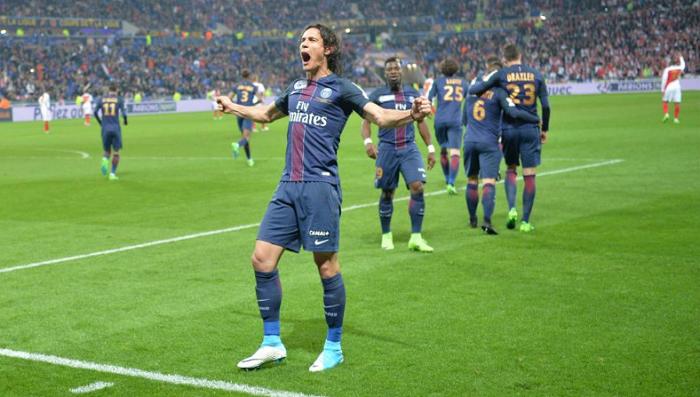 ПСЖ разбил Монако и завоевал Кубок Лиги