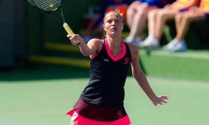 Катерина Бондаренко в 2-х сетах обыграла россиянку вЧарльстоне