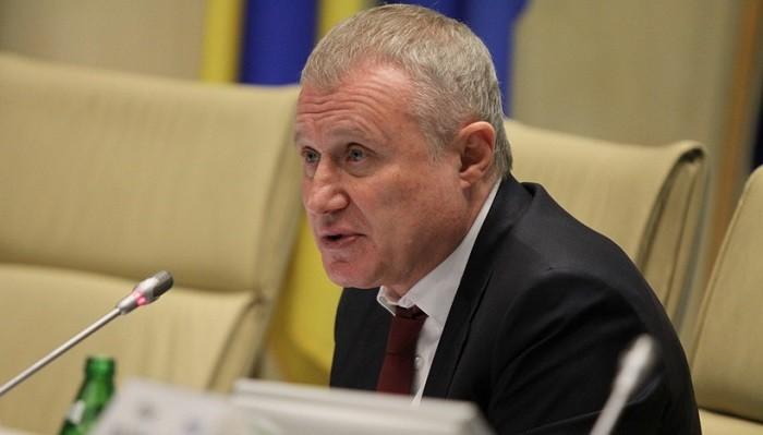 Григорий Суркис рассчитывает, что вгосударстве Украина создадут единый пул