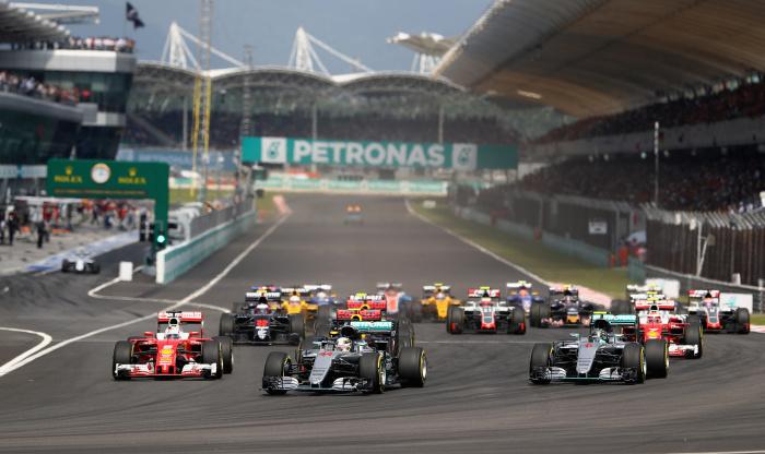 Гран-при Малайзии небудет проводиться соследующего сезона