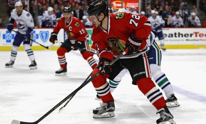 Две шайбы Панарина помогли «Чикаго» одолеть «Коламбус» вматче НХЛ