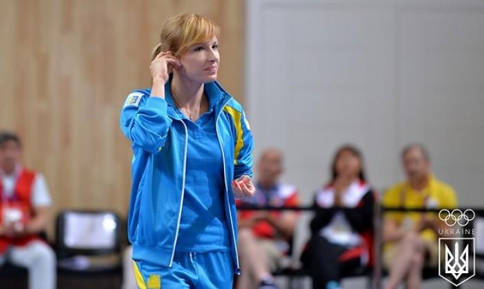 Костевич признана лучшей спортсменкой государства Украины кначалу весны