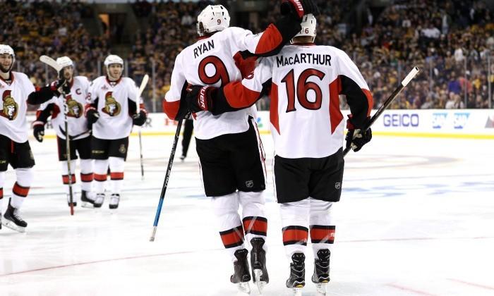 «Оттава» пробилась во 2-ой раунд плей-офф НХЛ