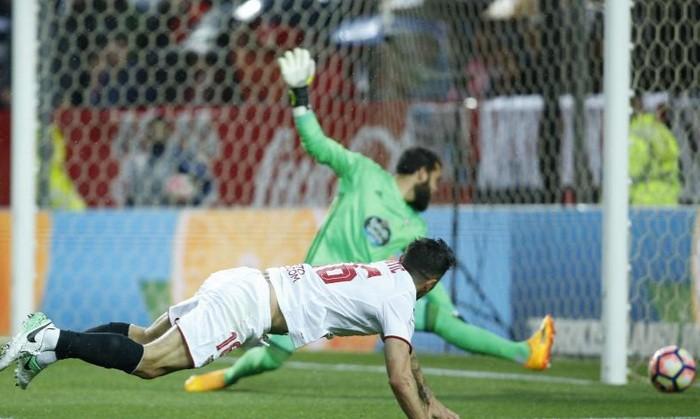 Севилья переиграла Сельту и догнала Атлетико