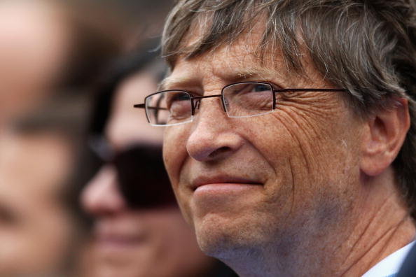 Билл Гейтс иРоджер Федерер встретятся натеннисном корте