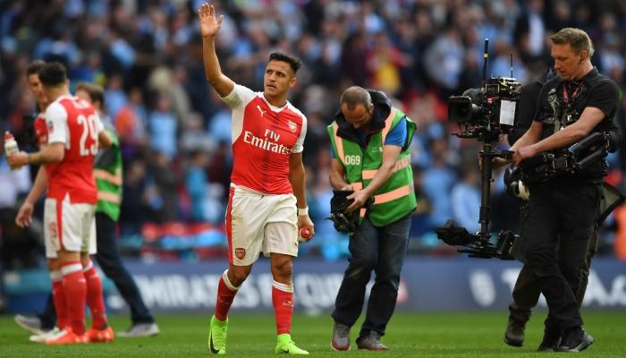 «Арсенал» непродаст Санчеса в британский клуб, это точно— Арсен Венгер
