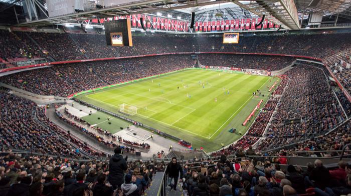 Аякс переименует стадион вчесть Йохана Кройффа