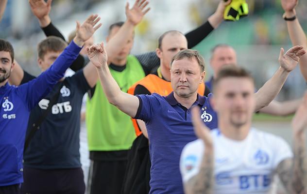 Столичное «Динамо» стало чемпионом ФНЛ