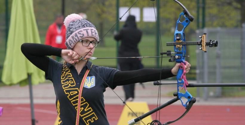 Женская сборная Украины завоевала золото Кубка Европы пострельбе излука