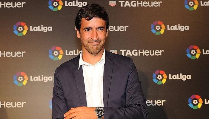 Рауль прилетел вМадрид и вскоре официально возвратится в«Реал»