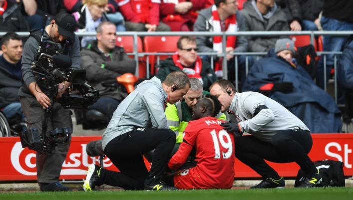 Форвард «Ливерпуля» Мане пропустит остаток сезона из-за травмы