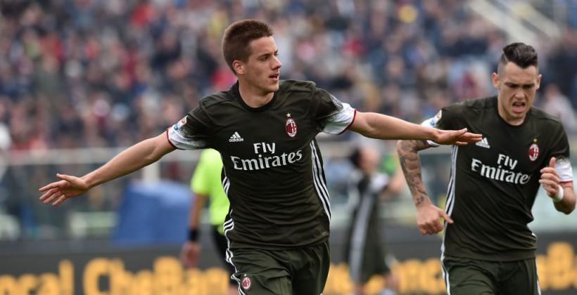 Капитан «Милана» забил всвои ворота после грубой ошибки вратаря Доннаруммы