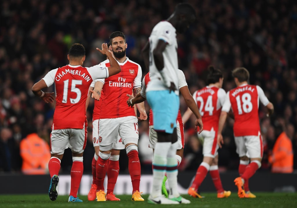 «Кристал Пэлас» разгромил «Арсенал» вматче чемпионата Британии пофутболу