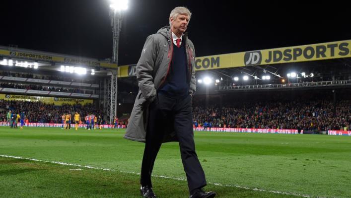 «Арсенал» в 4-й раз подряд пропустил три гола ввыездном матче