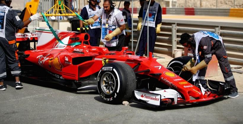 Честер: Команда «Рено» отмечает прогресс Сироткина в«Формуле-1»