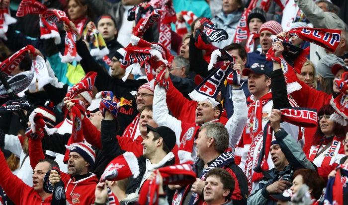 Новичок Бундеслиги «Лейпциг» впервый раз вистории вышел вЛигу чемпионов
