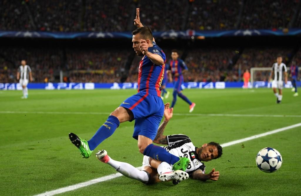 Барселона ювентус 19 апреля 2017 онлайн