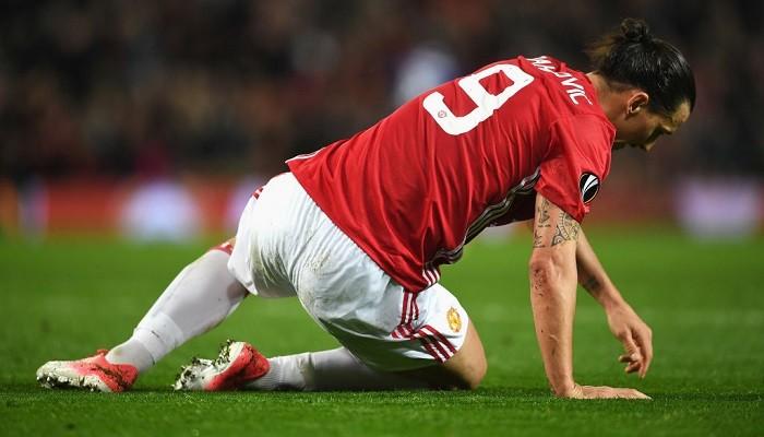 Роналдо поддержал Ибрагимовича: надеюсь, тыстанешь еще сильнее после травмы