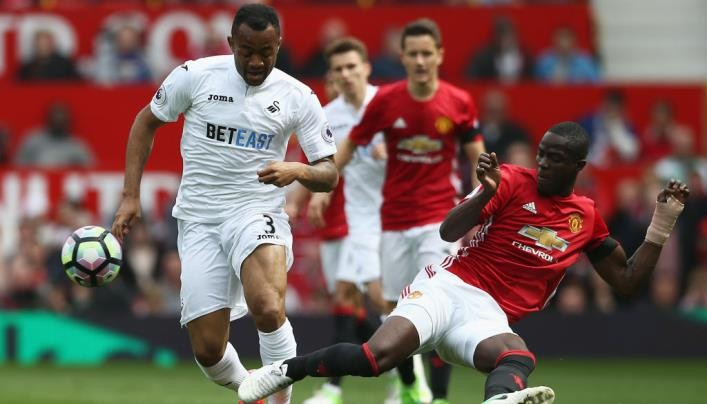 «Манчестер Юнайтед» и«Суонси» обменялись голами