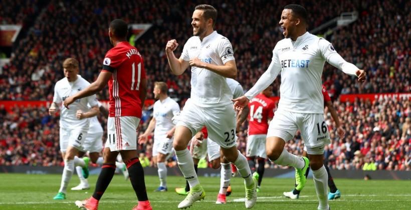 Манчестер Юнайтед установил рекорд вчемпионате Англии