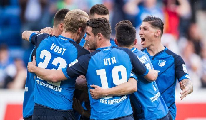 «Хоффенхайм» гарантировал себе участие вЛиге чемпионов