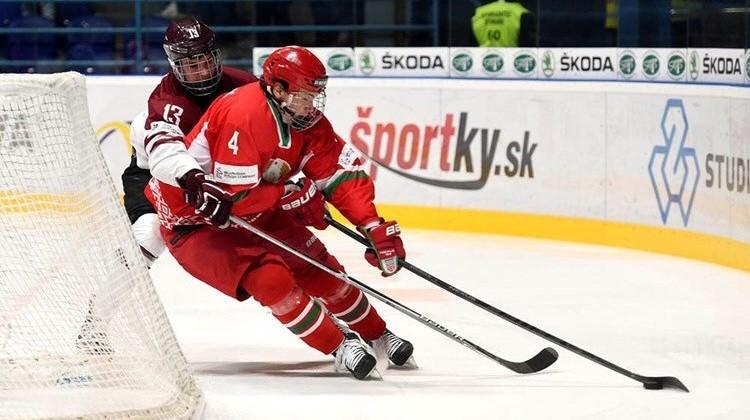 Юниорская хоккейная сборная Республики Беларусь сохранила прописку вэлитном дивизионе чемпионата мира