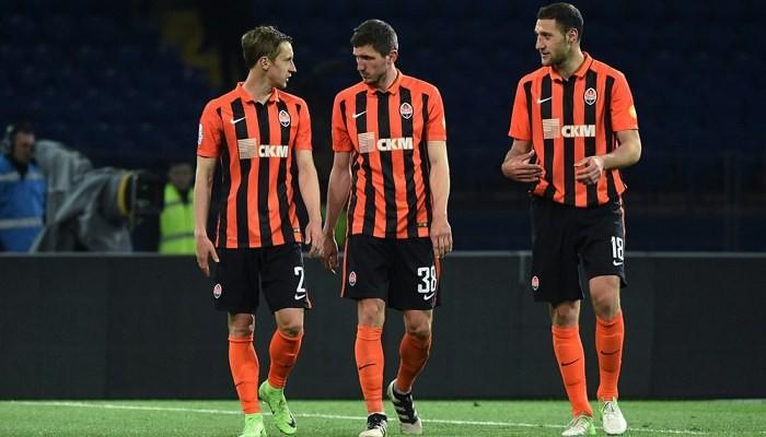 «Шахтер» забил 1600 голов вчемпионате государства Украины пофутболу