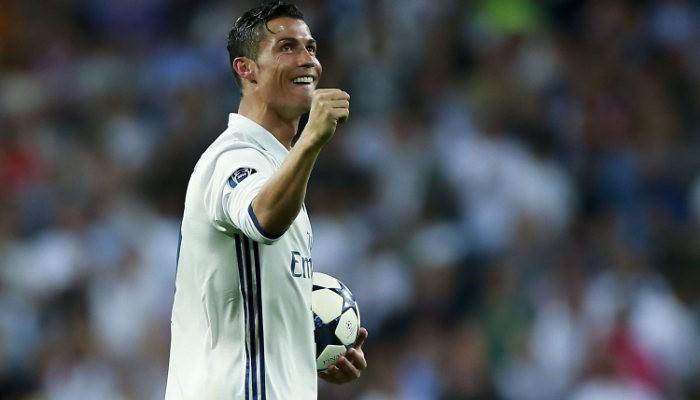 Криштиану Роналду стал рекордсменом Лиги чемпионов