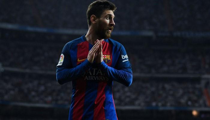 Полтысячи Месси: «Барселона» обыграла «Реал» в«класико» испанского футбола