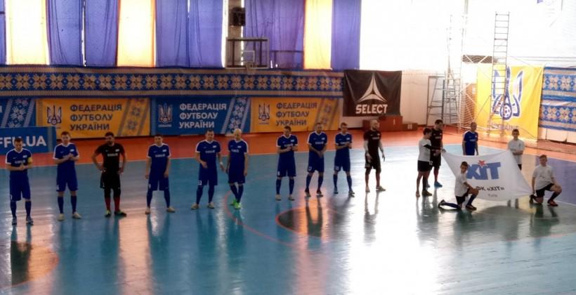 ХИТ дожал Титан-Зарю в серии пенальти и вышел в финал Кубка Украины