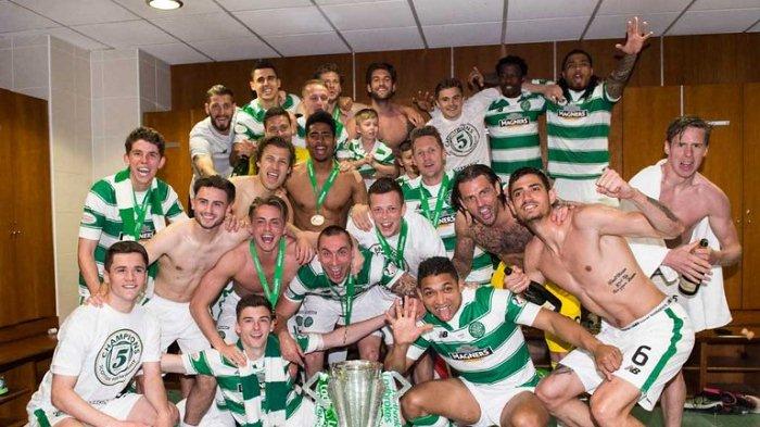 «Селтик» вшестой раз подряд одержал победу чемпионат Шотландии