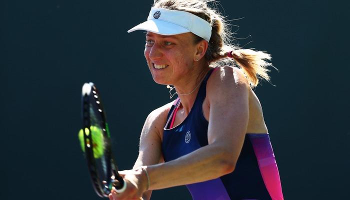 Остапенко вышла вфинал турнира вЧарльстоне исразится сроссиянкой