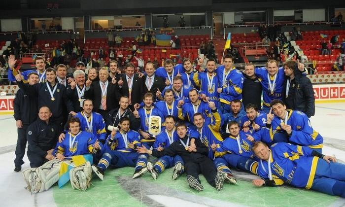 Международный хоккей в Украине. Золото чемпионата мира 2013 в Донецке